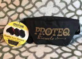 Proteq Bike Jams Portable Bike Cover, Black - $24.74