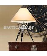 NauticalMart Vintage Royal Marine Tripod Table Lamp Stand Larp Armory - $299.00