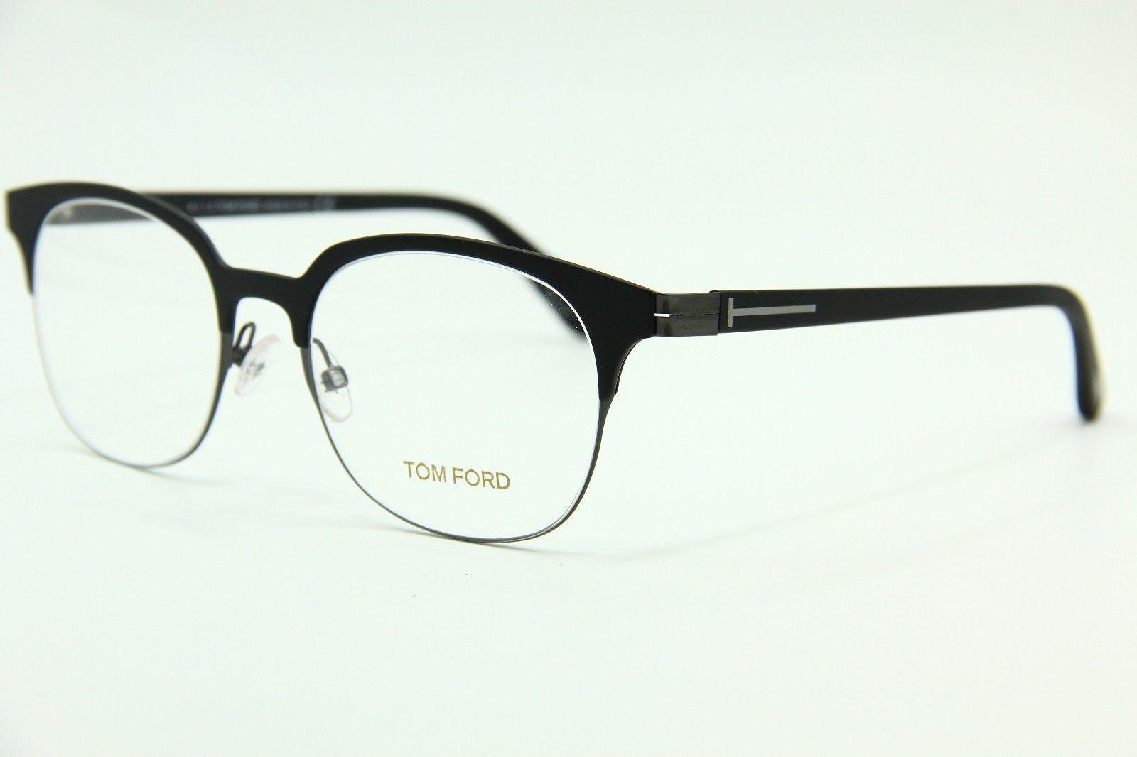 d67c626a8b New Tom Ford Tf 5347 001 Black Eyeglasses and 14 similar items. 57