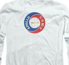 NASA Apollo 70's Soyuz-Apollo space mission long sleeve graphic t-shirt NASA105 image 2