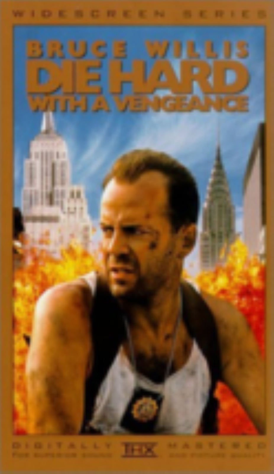 Die Hard With a Vengeance Vhs