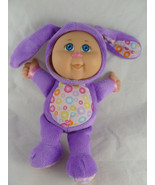 """Cabbage Patch Plush Cuties Purple plush Bunny Doll Toy Smells nice 9"""" tall - $5.88"""
