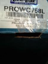 NEW PRO-PAR left  trailer axle CAMSHAFT PROWC758L image 1