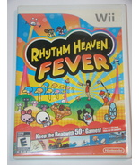 Nintendo Wii - RHYTHM HEAVEN FEVER (Complete with Manual) - $72.00