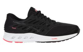 ASICS Women's fuzeX-W Road Running Shoes Black ... - $135.00