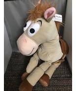 """Disney Parks Bullseye Horse Toy Story Large 21"""" Plush Stuffed Animal - $11.87"""
