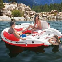 Intex 56296EU Tappetino Gonfiabile XL Isola Marina Breeze 221x259x58 CM Max - $367.10