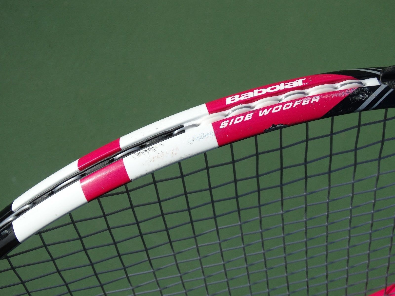 Babolat E-Sense Lite Red Tennis Racket 3;4 3/8 Full Graphite racquet used