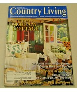 Country Living Magazine October 1997 Build a Dream Cottage - $8.35