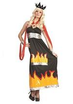 Persephone Greek Mythology Costume Adult Standard - $51.19
