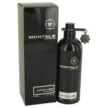 Montale Aoud Lime by Montale Eau De Parfum Spray (Unisex) 3.4 oz for Women - $131.95