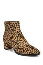 Via Spiga Vinson Leather Cheetah Print Bootie SZ 7.5M - $63.36