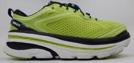 Hoka One One Bondi 3 Men's Running Shoes Size US 9 M (D) EU 42 2/3 Green