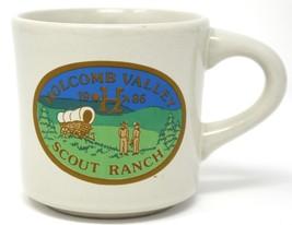 Holcomb Valley Scout Ranch 1986 Vintage per Ragazzi Of America Tazza di ... - $13.32