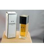 Chanel No 5 Eau De Toilette 1.5oz Vaporisateur Spray In Box - $60.00