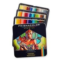 Prismacolor Premier Colored Pencils, Soft Core, 72 Pack - $37.25