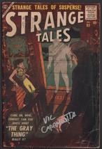 Vic Carrabotta Art SIGNED 1956 Strange Tales #53 Atlas Horror Thriller C... - $128.69