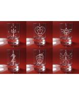 Set of 6 Shot Glasses Legend of Zelda - $39.99