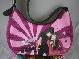 Disney Child teen Purse Follow Your Dream Purse bag guitar design on handle - $4.45