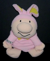 """Ziggy Bunny Bean Bag Plush Toy 1998 Kelly Toy 12 - 17 """" Pink Easter - $6.69"""