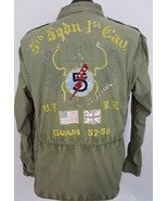Polo Ralph Lauren M-1943 PRL Military Army Guam Field Jacket Size XL $39... - $247.49
