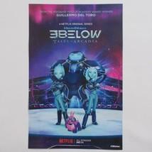 3Below Tales Of Arcadia 11 x 17 Promo Poster Giullermo Del Toro Netflix - $19.79