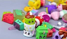 Mini Fruit Figure Toys Children Gift 100 Pieces Action Figures Western Animation image 1