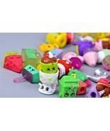 Mini Fruit Figure Toys Children Gift 100 Pieces Action Figures Western A... - $37.61