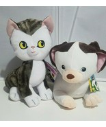 Kohl's Cares Plush Shy Little Kitten and Poky Little Puppy Stuffed Anima... - $27.15