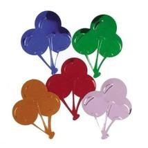 Confetti Balloons Bunch MultiColor Mix - $1.81 per 1/2 oz. FREE SHIP - $3.95+