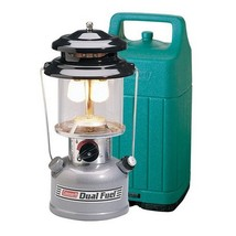 Coleman Dual Fuel Mantel Lantern with Hard Carry Case - $111.99
