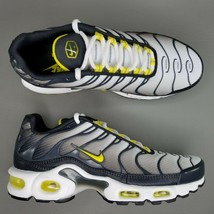 Nike Air Max Plus TN Tuned Bumble Bee Athletic Shoes Mens SZ 6.5 Womens ... - $130.89