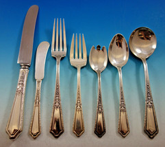 D'Orleans by Towle Sterling Silver Flatware Set for 12 Service 89 pieces - $5,350.00