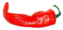 25 LARGE THICK RED CAYENNE PEPPER SEEDS 2017 - $7.99