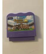 Vtech V.Smile SOCCER CHALLENGE Game Cartridge - $5.93