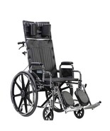 Drive Medical Sentra Reclining Wheelchair With Desk Arms 22 #3...