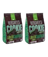 Hershey's Cookie Layer Crunch Mint 2 Bag Pack - $18.76