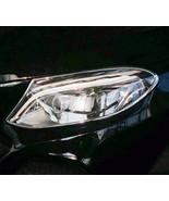 Mercedes W166 GLE TODOTERRENO Chrome Headlight Trim Bezels by Luxury 201... - $128.51