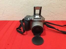 Olympus IS-20 High Resolution SLR 28-110 4X Zoom 35mm Camera w/Case & Manual - $35.00