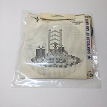 Ladderback Chair Needlepoint Kit Le Pointe  - $9.74