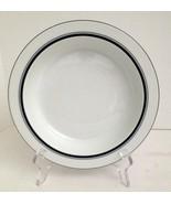 """DANSK Bistro Christianhavn Blue DINNER PLATE 10-3/8"""" Porcelain Thailand  - $9.89"""