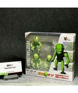 Bandai Dragon Ball Z GBB Cell Minions SHF Vegetable Man Saibamen 3 Figur... - $129.99
