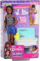 A/A Barbie Skipper Babysitters Inc. Playset with Bathtub - $23.75