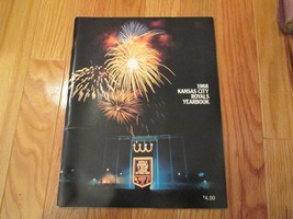 1988 Kansas City Royals Yearbook MLB Baseball - $8.99