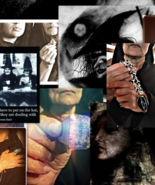 Scary occult  HAUNTED DEMON SPIRIT DJINN SHAITAN ring SPOILS MASTER! Ver... - $4,000.00