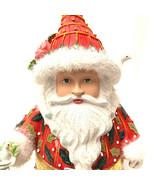 Dept.56 Krinkles Dash Away Peaceful Santa Figurine Patience Brewster   - $103.95