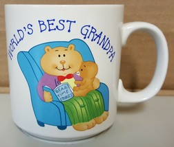(I) Russ Berrie & Co. World's Greatest Grandpa Coffee Mug - $4.94