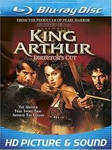 King Arthur Director's Cut [Blu-ray]