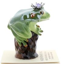 Hagen-Renaker Miniature Tree Frog Figurine Birthstone Prince 06 June Alexandrite image 2