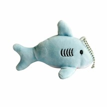 Plush Keychain Cute Shark Stuffed Hanging Doll Pendant Bag Decor Plush T... - $8.05